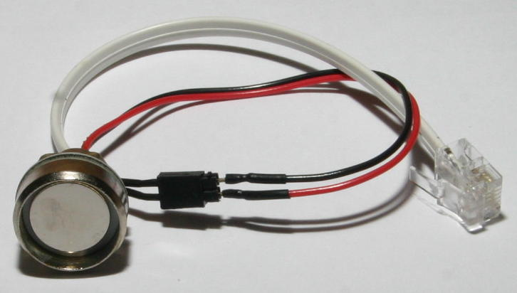 UNC1W iButton contact (short wire)